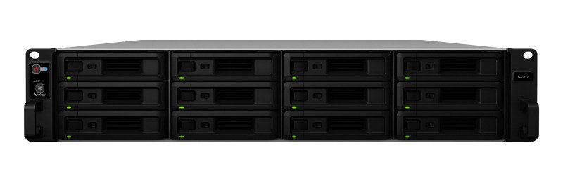 Synology RX1217 12 Bay Expansion Rack Enclosure