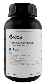Xyz Nobel Resin 500ml Blue
