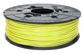XYZ ABS Filament 1.75mm Neon Yellow