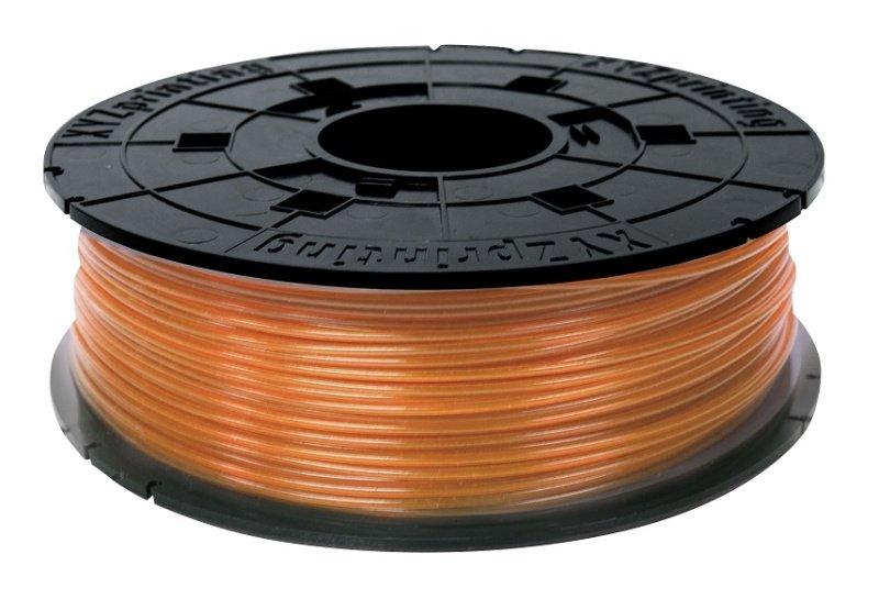 Xyz Pla Clear Tangerine Refill 1.75mm