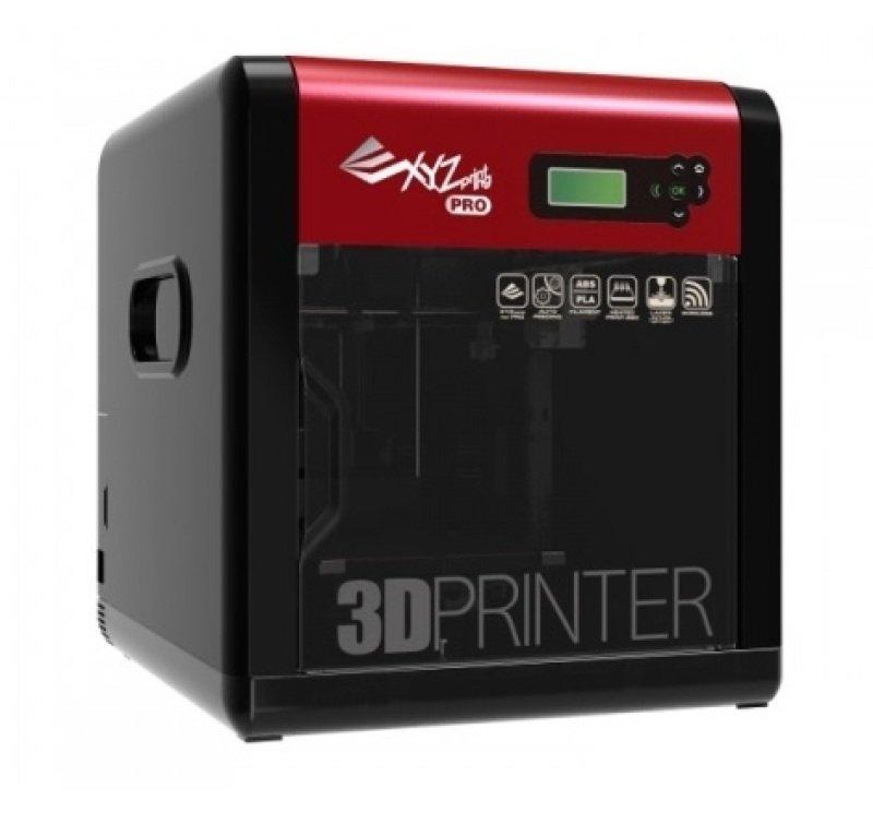 XYZ Printing Da Vinci 1.0 Pro 3-in-1 Wireless 3D Printer