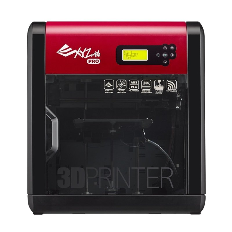 XYZ Printing da Vinci 1.0 Pro 3-in-1 Wireless 3D Printer