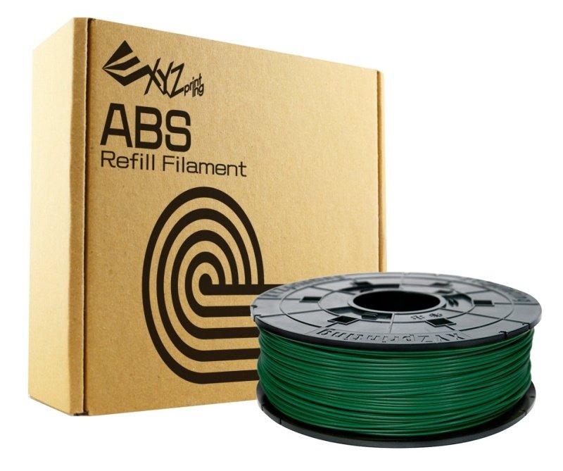 *XYZ Printing ABS Refill Filament 1.75mm - Bottle Green