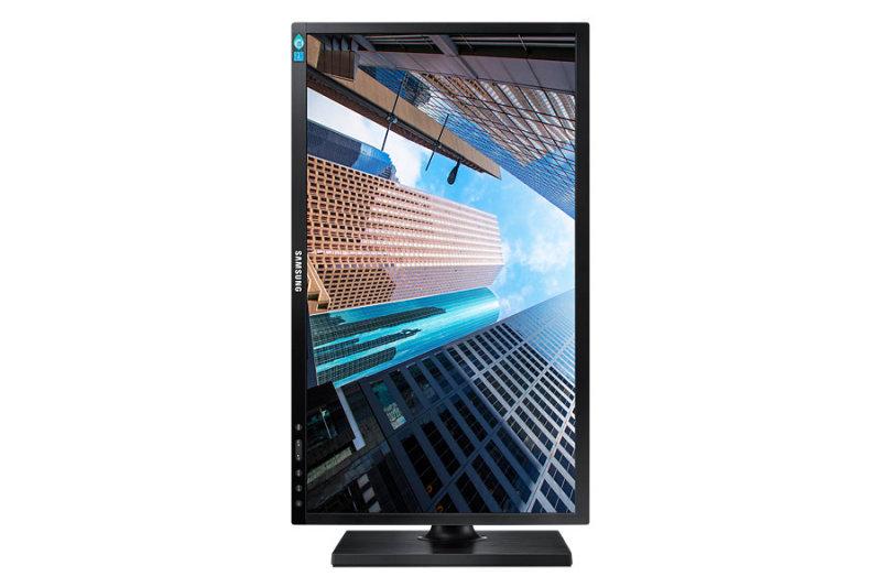 "Samsung LS19450BW 19"" VGA DVI Monitor"
