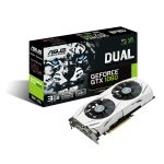 Asus GeForce GTX 1060 Dual 3GB GDDR5 Graphics Card