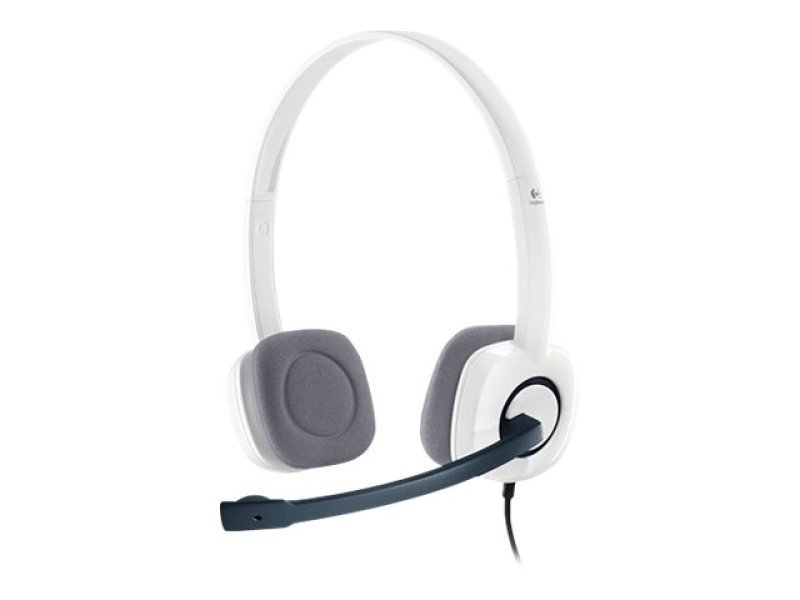 Image of Logitech Stereo Headset H150 Coconut