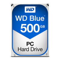 "WD Blue Hard Drive 3.5"" 500GB SATA 6Gb/s"