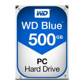 """WD Blue Hard Drive 3.5"""" 500GB SATA 6Gb/s"""