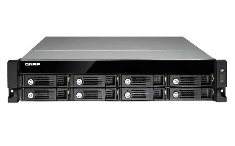 QNAP TS-853U 24TB (8 x 3TB SGT-ENAS) 8 Bay Rack