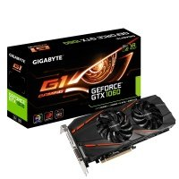 Gigabyte GTX 1060 G1 GAMING 3GB GDDR5 Dual-link DVI-D HDMI 3x DisplayPort PCI-E Graphics Card