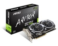 MSI GeForce GTX 1060 ARMOR 3GB GDDR5 Dual-link DVI-D HDMI 2x DisplayPort PCI-E Graphics Card
