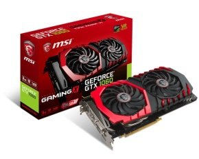 MSI GTX 1060 GAMING X 3GB GDDR5 Graphics Card