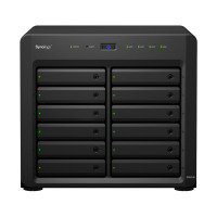 Synology DS2415+ 36TB (12 x 3TB SGT-ENAS) 12 Bay Desktop NAS