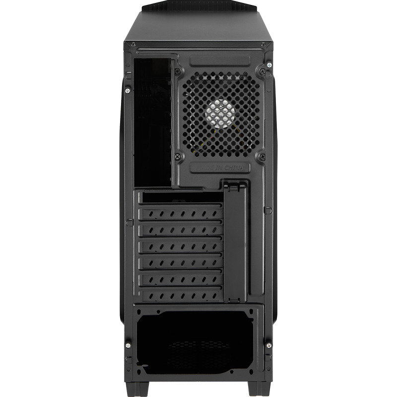 Aerocool Cyclops Red Midi Tower Case
