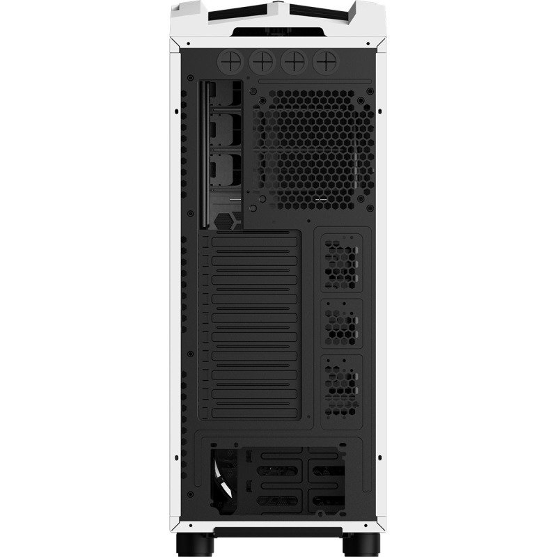 Aerocool X-Predator II White Full Tower Gaming Case (No PSU)
