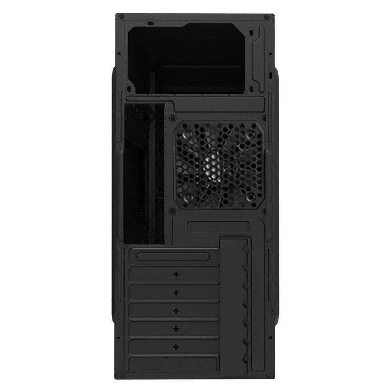 CIT F4 1 x USB3 1 x USB2 1 x 9 cm Rear Fan Midi Tower Case (NO PSU)
