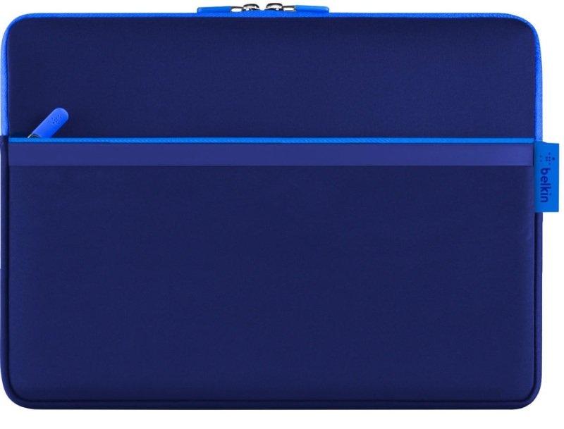 """Belkin Pocket Sleeve 12"""" - Blue"""
