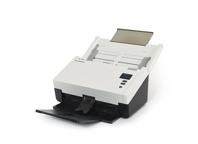 Visioneer patriot d40 duplex document scanner ebuyer for Best duplex document scanner
