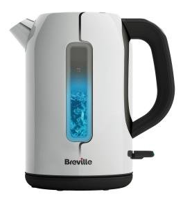 Breville Jug Kettle Polished Stainless Steel 1.7 Litre