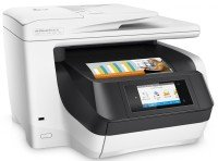 HP Officejet Pro 8730 All-in-One Wireless Multi-Function Inkjet Printer - Instant Ink Available