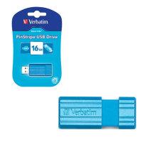 Verbatim Store n Go Pinstripe 16GB USB 2.0 Flash Drive