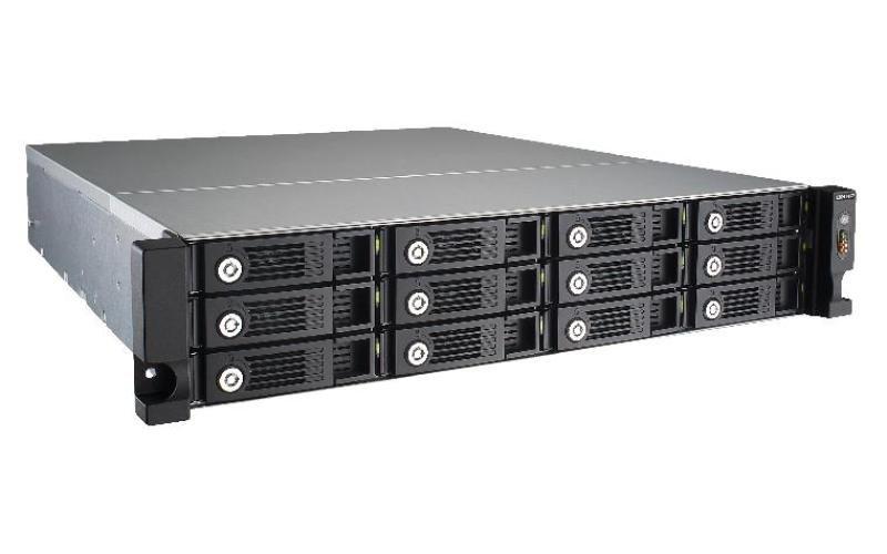 QNAP TVS-1271U-RP-I5 36TB (12 x3TB SGT-ENAS) 12 Bay Rack with 16GB RAM