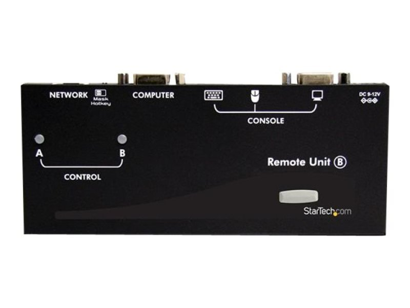 StarTech.com Long Range USB VGA KVM Console Extender over Cat5 UTP - 1000 ft