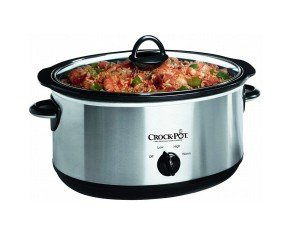 Slow Cooker 3.5 Litre Stainless Steel 210w