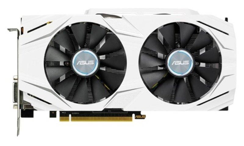 Asus GeForce GTX 1070 Dual OC 8GB Graphics Card