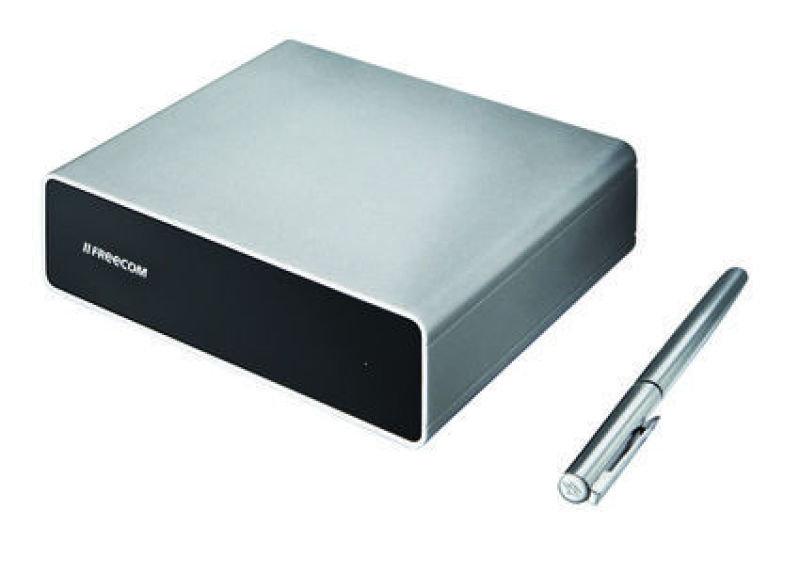 Freecom 4TB Quattro USB 3.0 External HDD