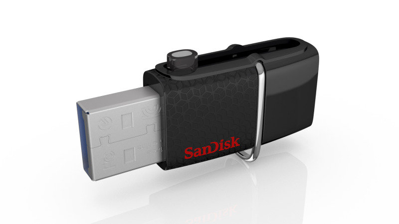 SanDisk 64GB Ultra Dual USB 3.0 Flash Drive