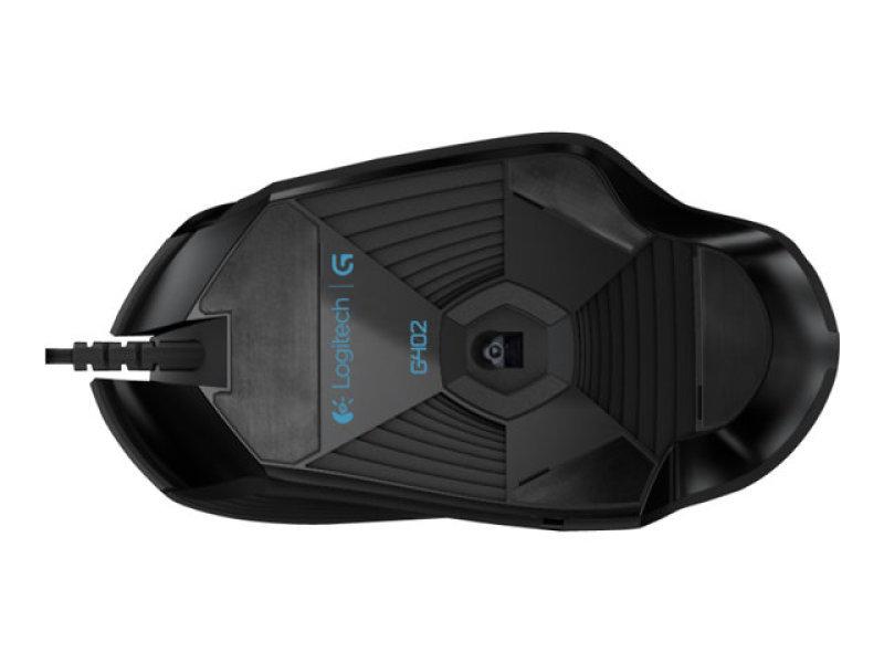 165a7e5ea51 Logitech G402 Hyperion Fury Gaming - Mice Ebuyer
