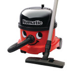 Numatic Red Henry Commercial Vacuum Cleaner