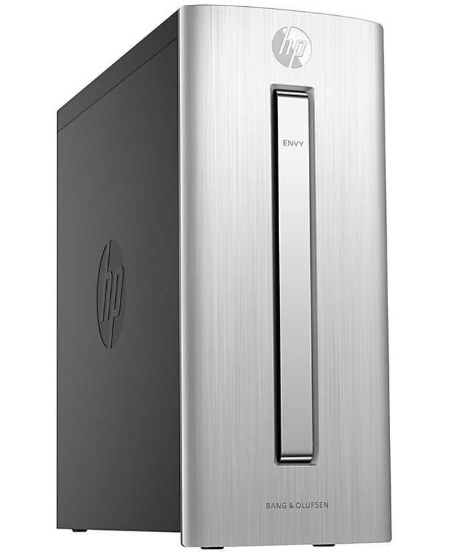 HP Envy 750254na Desktop Intel Core i56400 2.7 GHz 8GB RAM 256GB SSD 2TB HDD DVDRW Intel HD WIFI Windows 10 Home