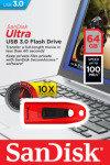 SanDisk 64GB Ultra USB 3.0 Flash Drive