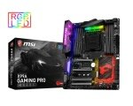 MSI X99A Gaming Pro Carbon Socket LGA2011-3 7.1-Channel HD Audio ATX Motherboard