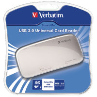 Verbatim USB 3.0 Memory Card Reader