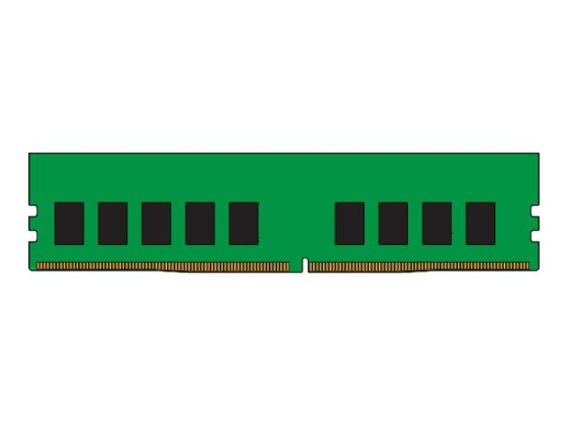 Kingston 4GB 2133MHz DDR4 ECC CL15 DIMM 1Rx8 Memory
