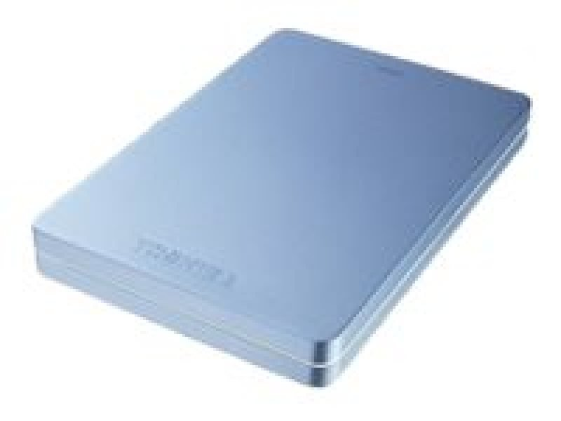 Toshiba Canvio Alu 500GB USB 3.0 External Hard Drive