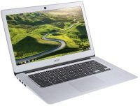 "Acer Chromebook 14 CB3-431-C6WH Intel Celeron, 14"", 4GB RAM, 32GB Flash, Chrome OS, Chromebook - Silver"
