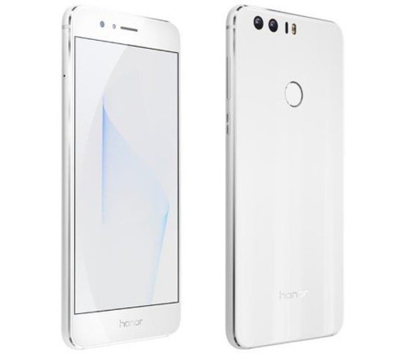 Honor 8 32GB Smartphone - White