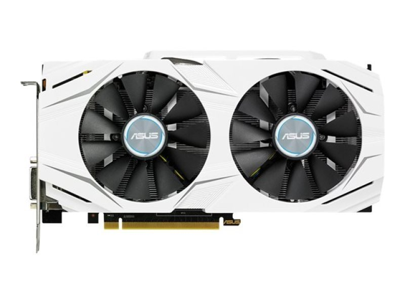 Asus GeForce GTX 1060 6GB GDDR5 DVI HDMI 3 x DisplayPort PCI-E Graphics Card