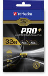 Verbatim Pro+ U3 32GB microSDHC Memory Card