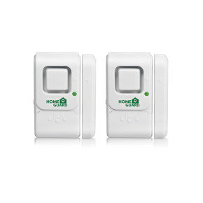 HomeGuard Magnetic Alarm Twin Pack