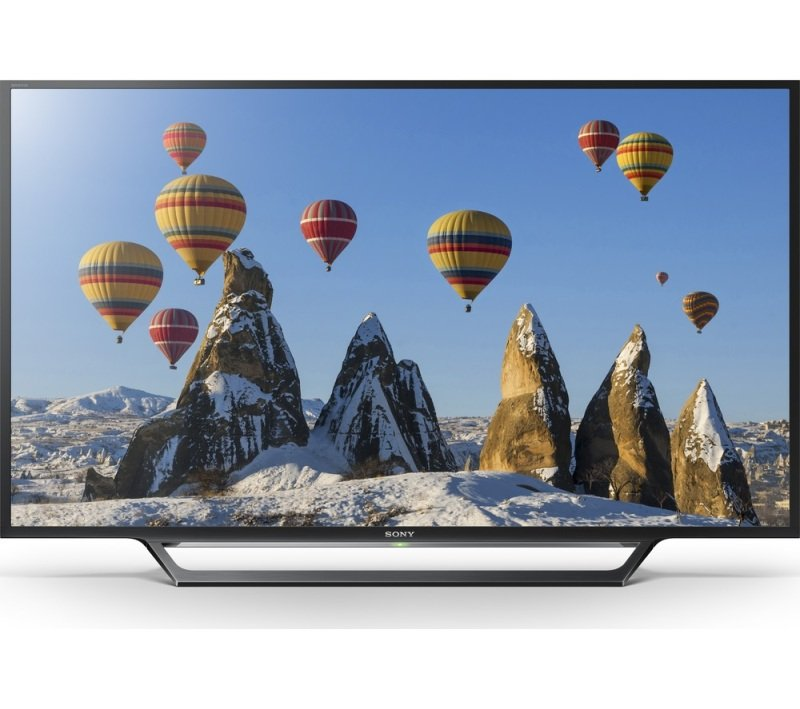 "32"" Hd Ready Led Tv With Freeview 1366 X 768 Black 2x Hdmi And 2x U"