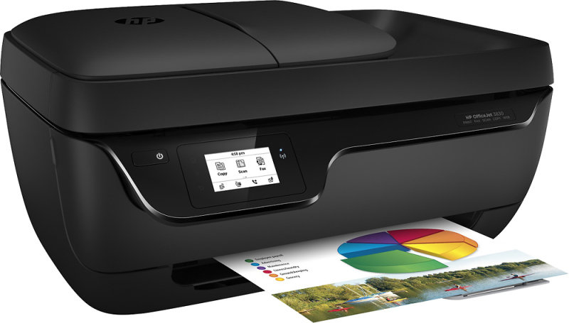 HP Officejet 3831 Multi-Function Wireless Inkjet Printer