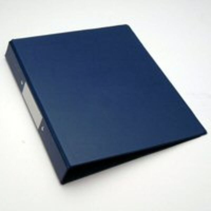 Extra Value Standard A4 Blue Ring Binder - 10 Pack