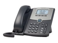 EXDISPLAY Cisco Small Business SPA 512G VoIP phone