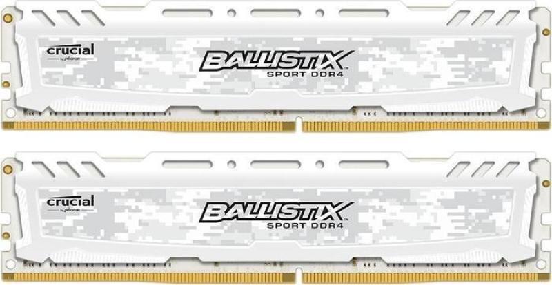 Crucial Ballistix Sport LT 8 GB DDR4 2400MHz Desktop Memory BLS2C4G4D240FSC
