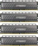 Crucial Ballistix Tactical 32GB Kit DDR4-3000 Desktop Memory BLT4C8G4D30AETA